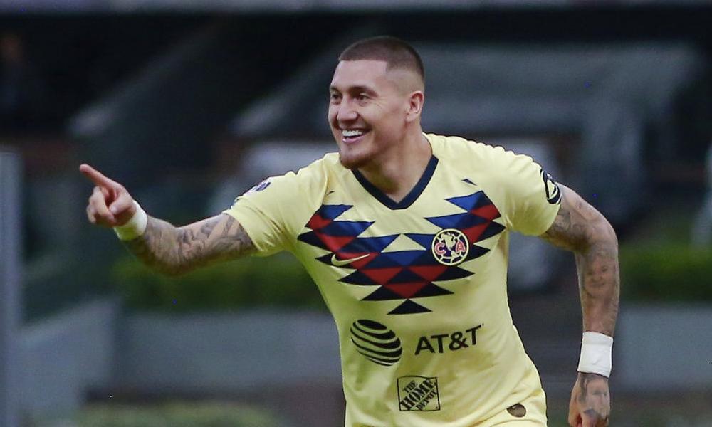Nico Castillo América Liga MX