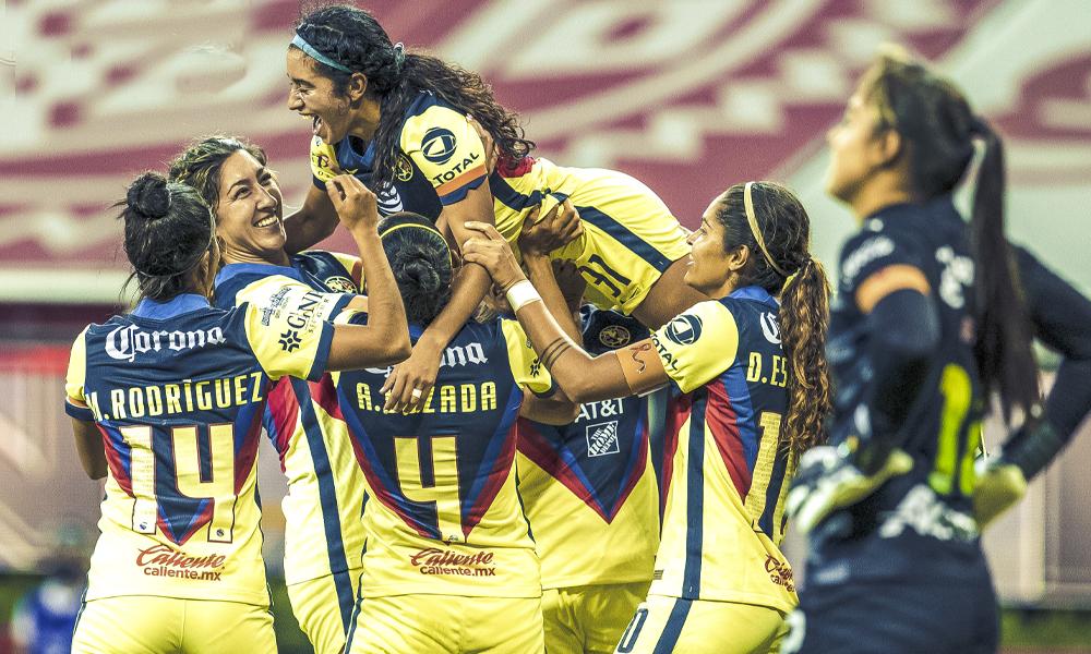 Semifinales Liga MX Femenil