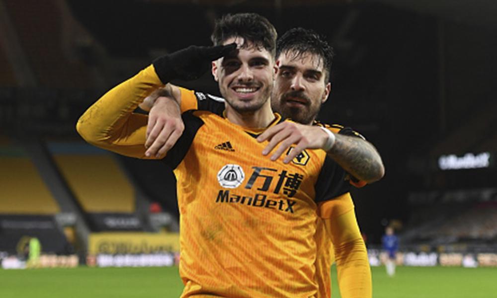 Wolves Chelsea Raúl Jiménez
