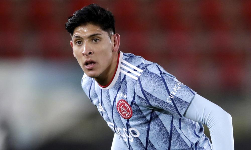 Edson Álvarez despertó interés del Valencia