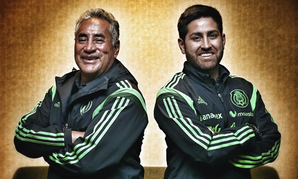 Los Cuéllar en la Selección Mexicana Femenil