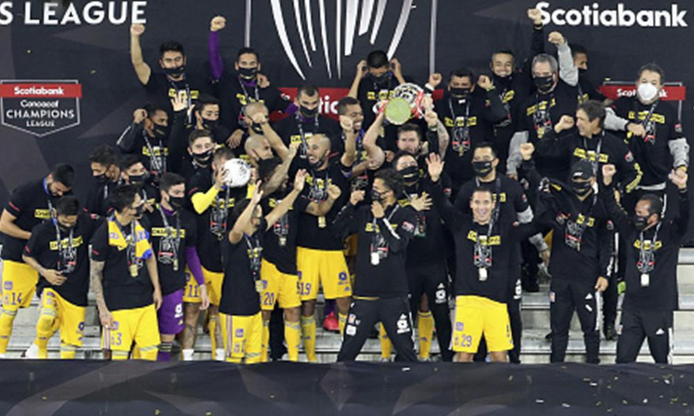 Tigres es el mejor equipo de la Concacaf