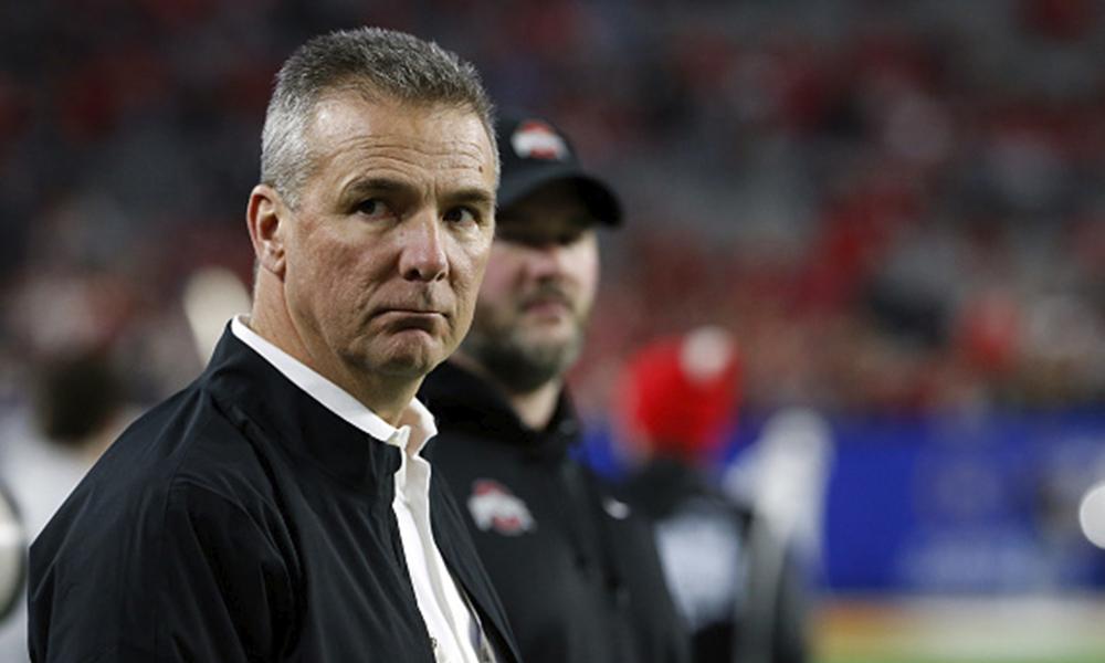 Urban Meyer Head Coach de Jacksonville Jaguars