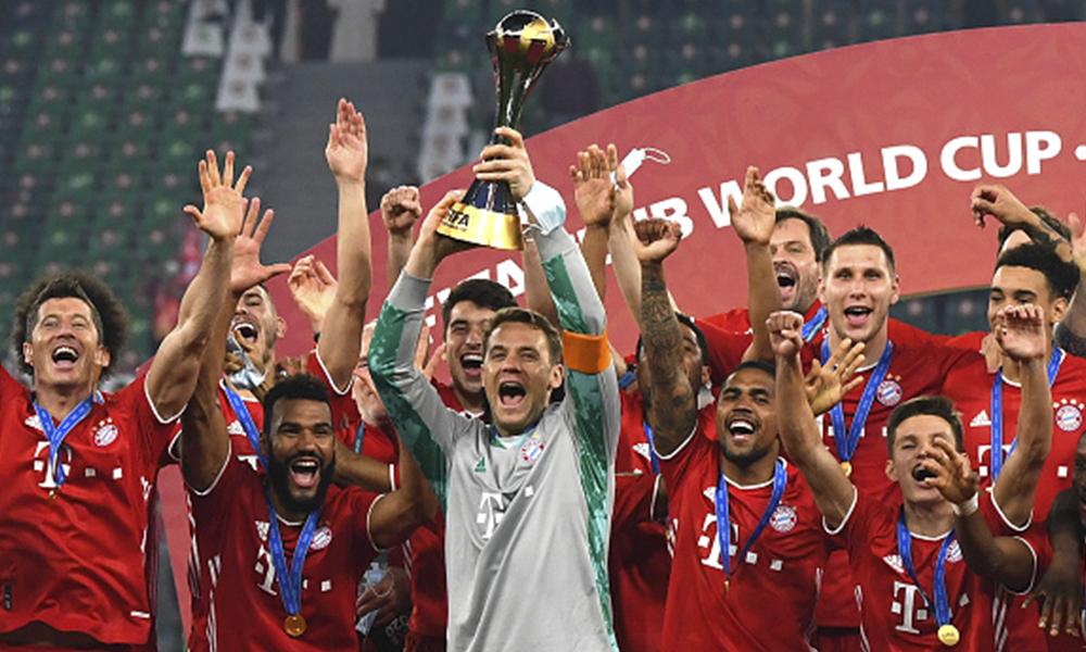 Bayern campeón Tigres Mundial de Clubes