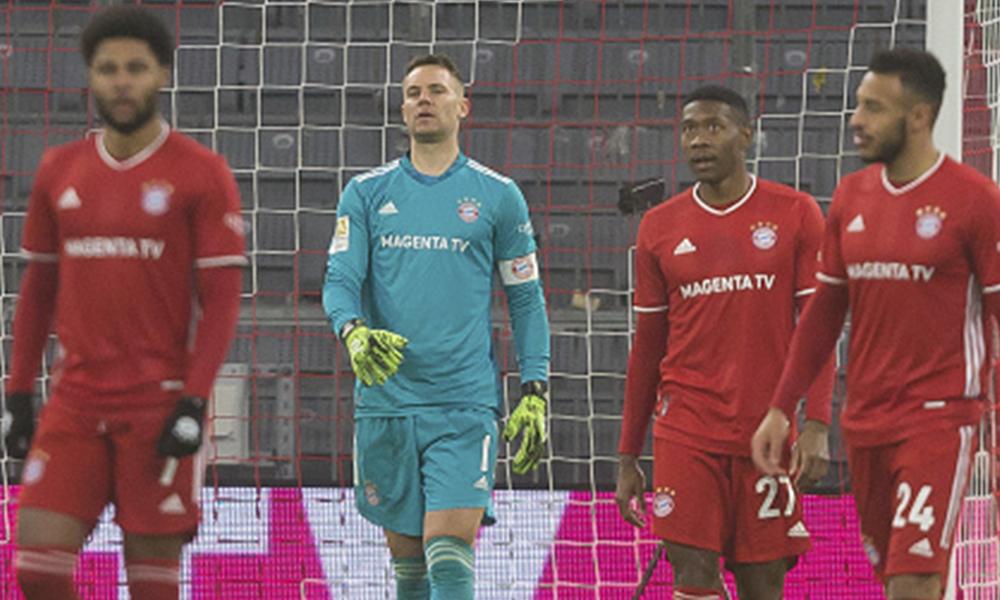 Bayern Múnich baja lesión