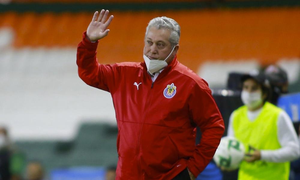 Chivas Guard1anes 2021 Vucetich