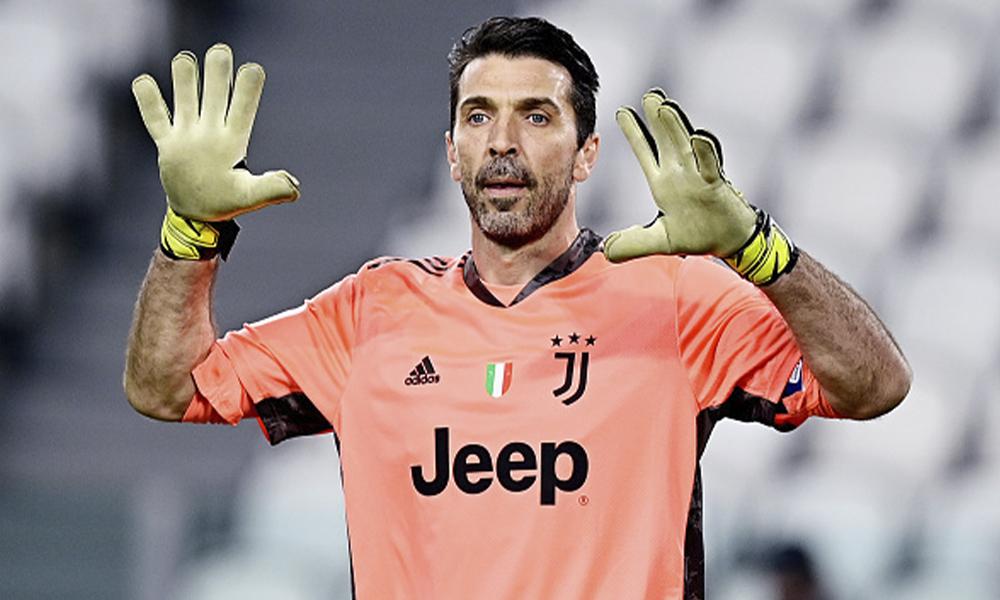 Gianluigi Buffon Juventus retiro
