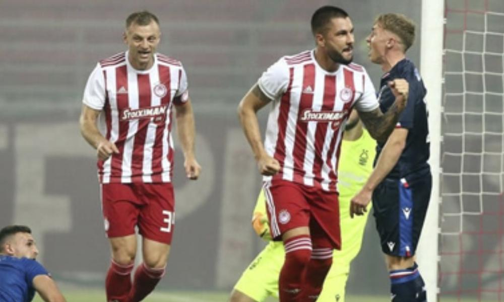 Olympiacos vs PSV