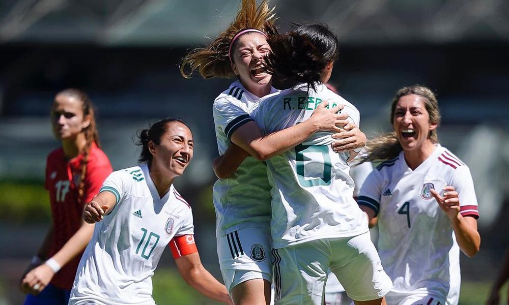Selección Mexicana Femenil Azteca