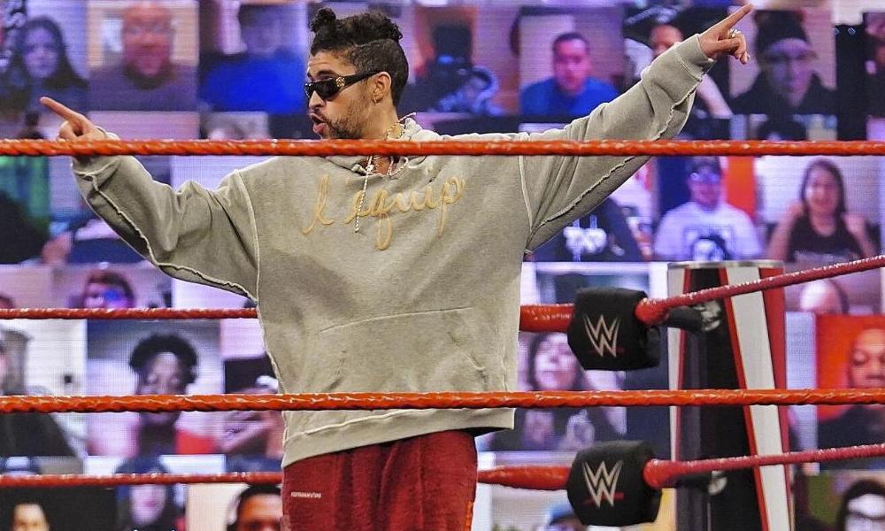 Bad Bunny luchará en WrestleMania 37