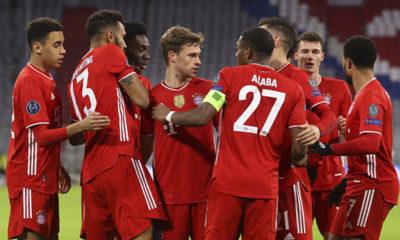 Bayern Múnich 2-1 Lazio