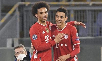 Bayern Múnich firmó a Musiala