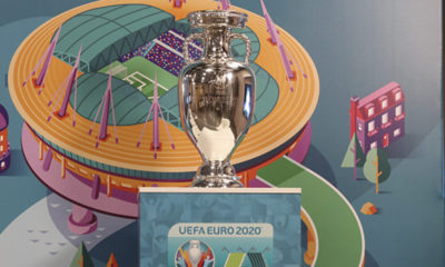 Eurocopa se jugará con aficionados