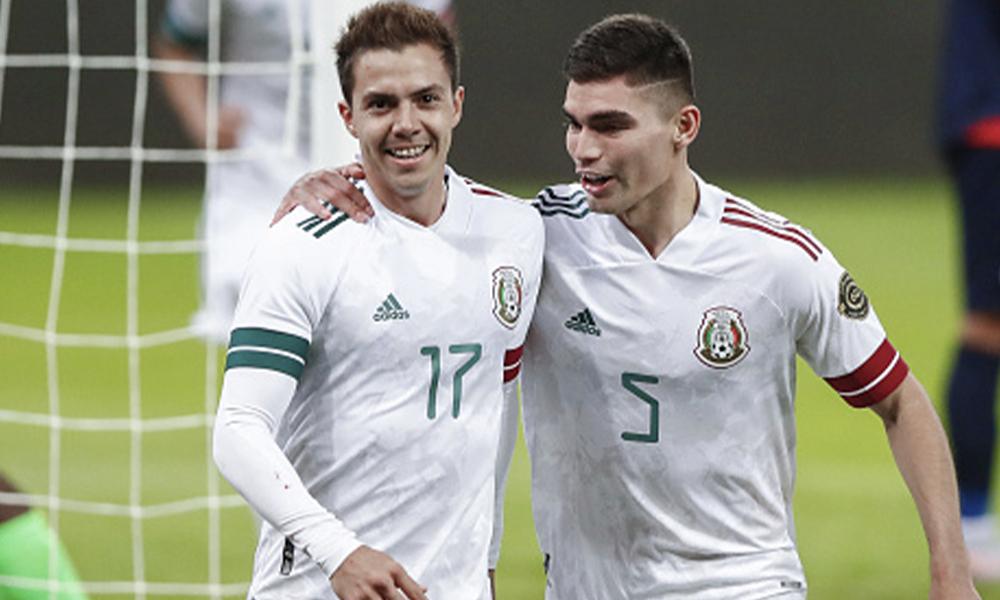 México 4-1 República Dominicana