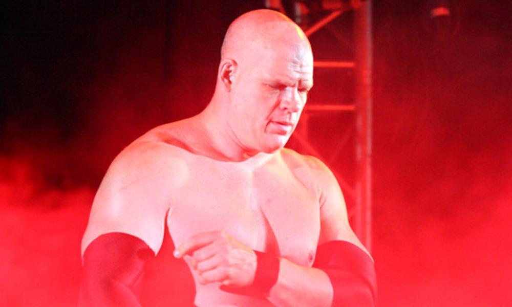WWE Kane al Salón de la Fama