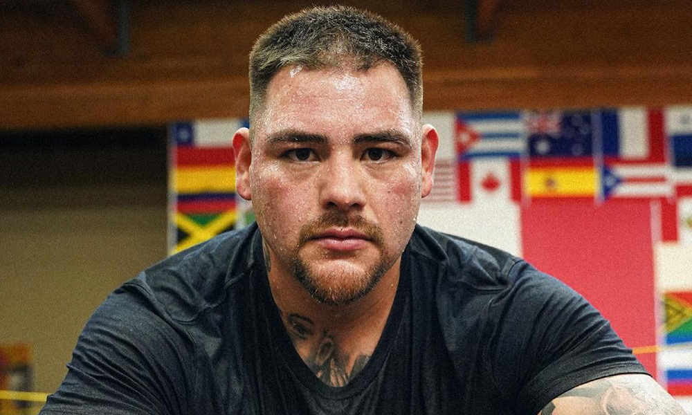 Andy Ruiz pelea Arreola