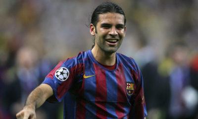 Barcelona habría buscado a Rafa Márquez