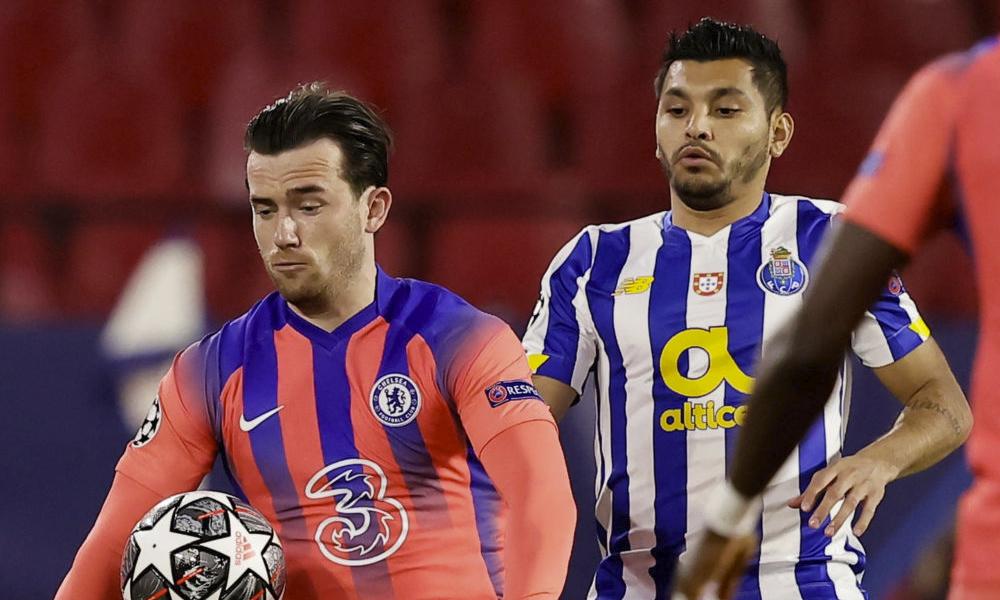 Champions Porto 0-2 Chelsea