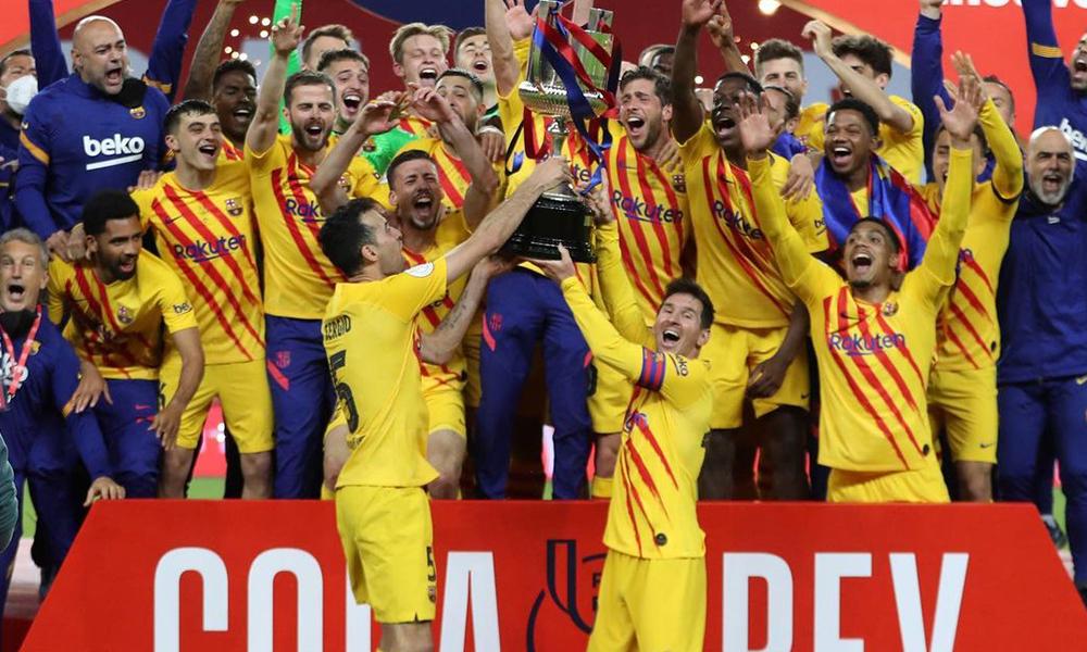 Messi Copa del Rey
