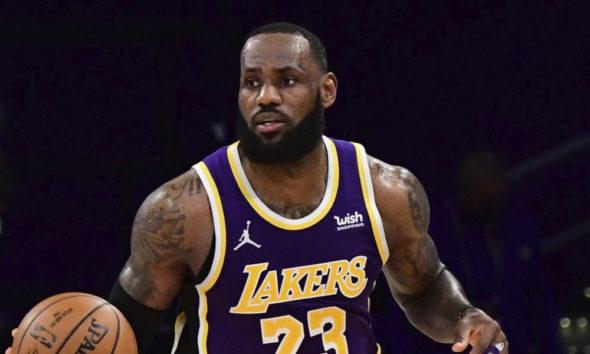 NBA Mavericks vs Lakers