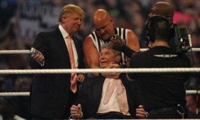 WWE Celebridades en Wrestlemania