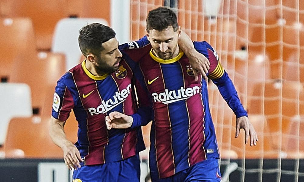 Messi sería sancionado en España