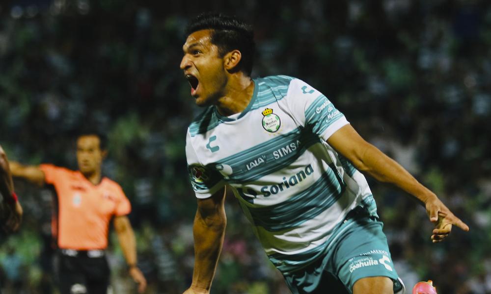 Santos 2-1 Rayados
