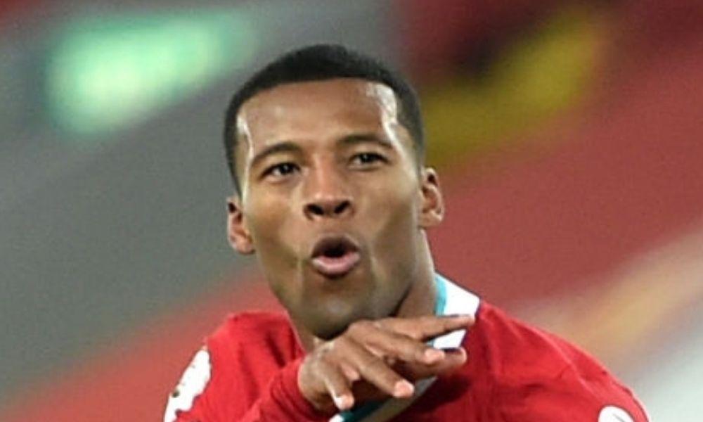PSG fichó a Georginio Wijnaldum