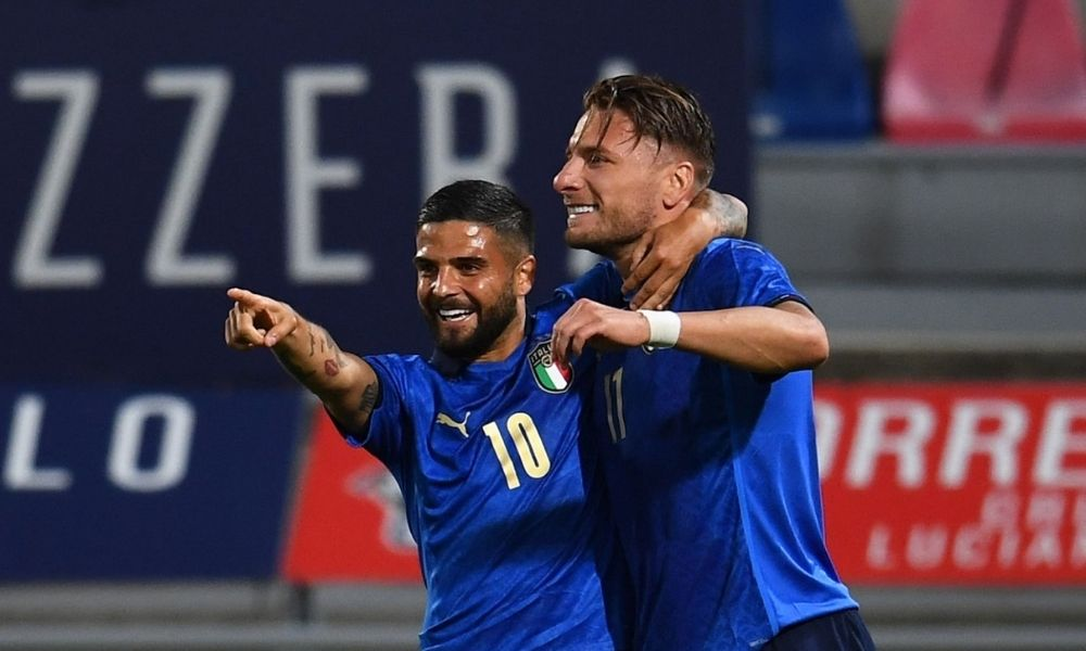 Italia debut en Eurocopa 2020