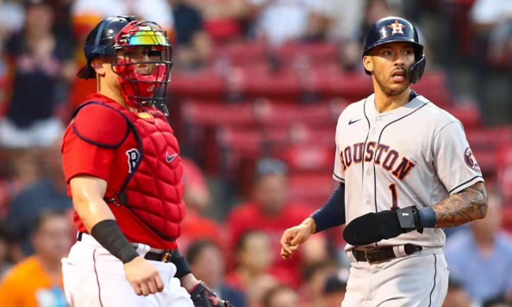 Pronóstico Red Sox vs Astros