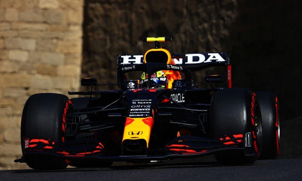 'Checo' Pérez saldrá sexto en el GP de Azerbaiyán
