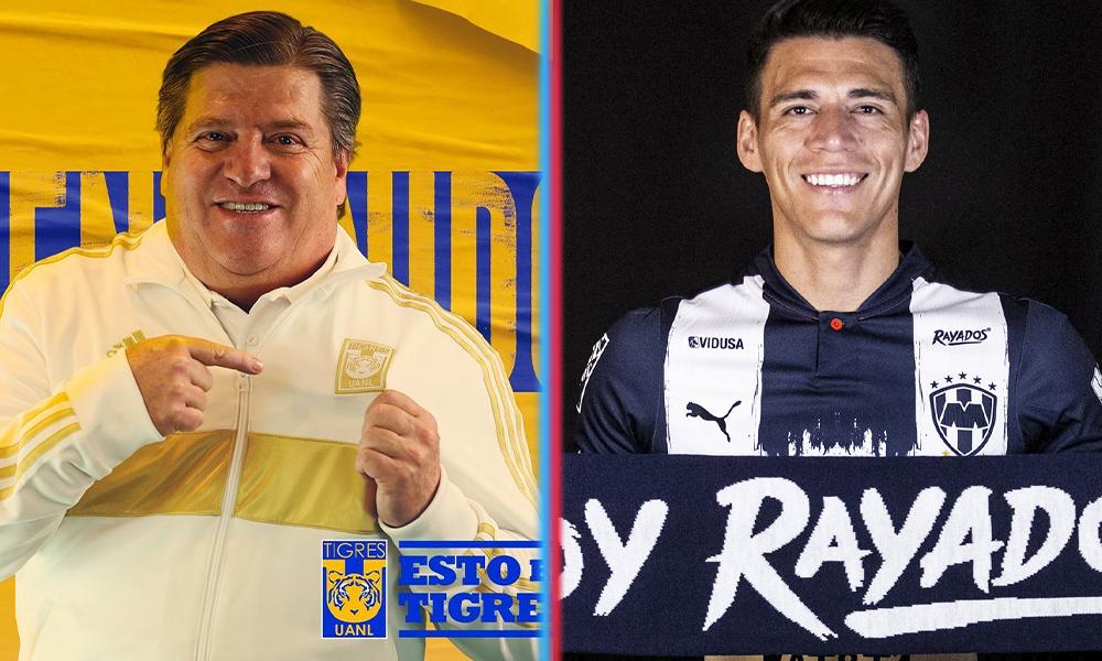 Tigres Rayados Apertura 2021