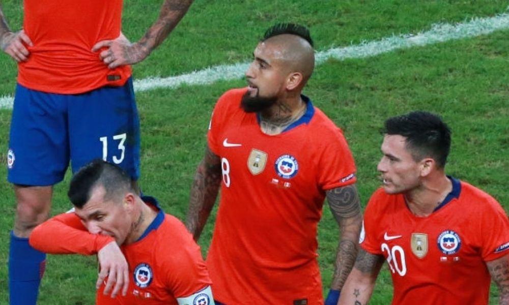Arturo Vidal es baja de la Selección de Chile